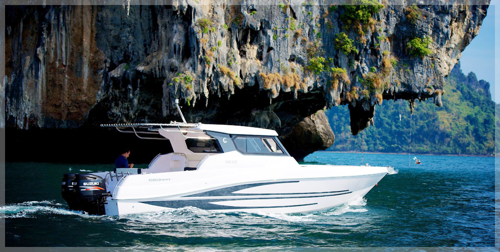 Silver Craft 36 HT