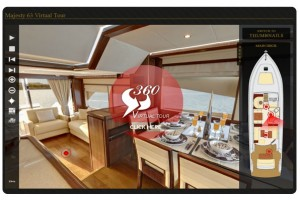 Majesty 63 Virtual Tour
