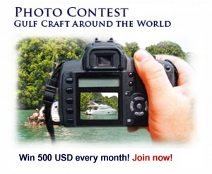 Photo Contest Gulfcraft Around The World