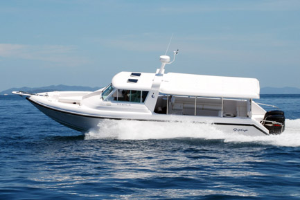 Gulf Craft Touring 36
