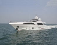 Gulf Craft Launches NEW MODEL Majesty 122